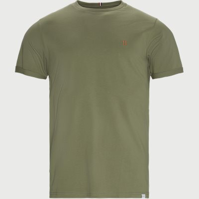 Nørregaard T-shirt Regular fit | Nørregaard T-shirt | Grøn